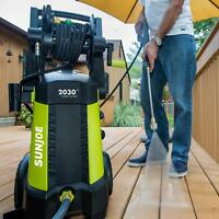 Sun Joe SPX3001 Electric Pressure Washer | 2030 PSI | 1.76 GPM | Hose Reel