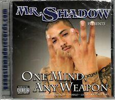 Mr. Shadow  ONe mInd any Weapon  (CD, Brand New)