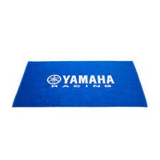 Genuine Yamaha Racing Blu Di Grandi Dimensioni Asciugamano da bagno 180cm x 100cm 100% COTONE