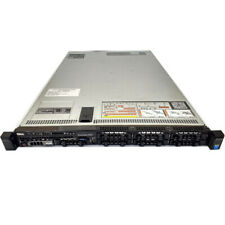 Dell Poweredge R630 1U Serveur E5-2603 v3 1,6 GHZ 6 Cœur 12 Go RAM 1TB HD Perc