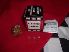 CLOCK  REPAIR KIT  THIS IS A NEW ORIGINAL ELECTRO-MECHANICAL MOVEMENT 104-10/12B