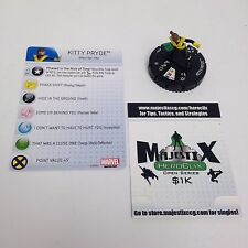 Heroclix Uncanny X-Men set Kitty Pryde #023a Uncommon figure w/card!
