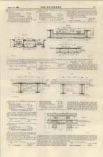 1920 Floors For Railway Under Bridges Coal Conservation Uk