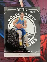 Panini Noir STEPHEN CURRY ICON EDITION 70/99