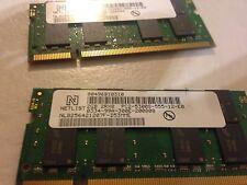 Alienware M9750 4GB Ram (2GB x 2)