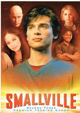 SMALLVILLE SEASON THREE PROMOTIONAL CARD SM3-SD