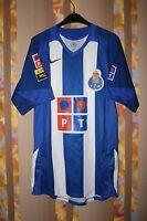 FC PORTO PORTUGAL 2004/2005 HOME FOOTBALL JERSEY SHIRT CAMISETA MAGLIA NIKE
