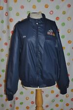 KING LOUIE PRO FIT  Men 2 XL Navy blue BUICK City team BOB COAT jacket EUC USA