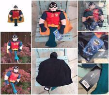 Nuovo di Zecca avvolto Warner Bros Novità Golf Club Autista HEAD COVER Pettirosso (Batman)