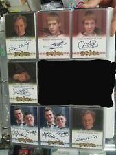 World of Harry Potter 3D Trading Cards - Autograph Cards - Artbox
