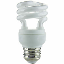 Sunlite 9 Watt Warm White Medium Base Spiral CFL Light Bulb