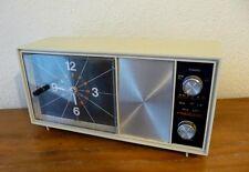 Radio réveil Precor   Vintage  des années 70