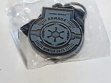 Star Wars Armada Winter 2015 Medal MIP