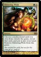 GLITTERING WISH Future Sight MTG Gold Sorcery RARE