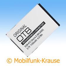 Akku f. HTC Desire S 1100mAh Li-Ionen (BA S530)