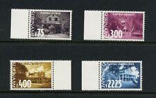 Suriname 1999  #1178-81  Old Plantation houses  4v.  MNH  L737