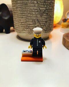 Lego Minifigures Series 18 Police Officer Policeman Figure