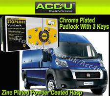 Fiat Ducato Stoplock High Security Anti-Theft Van Door Lock