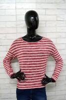 Maglione PULL & BEAR Taglia S Donna Woman Pullover Cardigan Vintage PARI AL NUOV