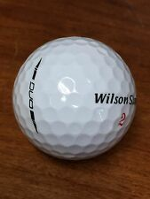 24 Wilson Staff Duo Used Golf Balls AAAAA Mint Free Tees