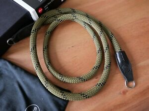 LEICA Rope Strap, olive, 126 cm, 18871