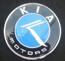 "Front Grill ""K"" Logo Blue Emblems For 2001 2006 Kia Optima"