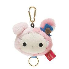 San-X Sentimental Circus Shappo Rabbit Plush Reel Key Chain (FR69001) (9c98)