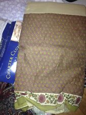 Carter Club Annam Fashion Bedskirt  King Size vintage new