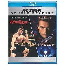Bloodsport / Timecop (Blu Ray, 2010)