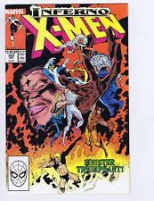 X-Men #243 Marvel 1989