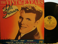 """► Del Shannon - The Vintage Years (Sire) (2 LPs) (""""Runaway"""", """"From Me to You"""")"""