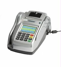 FirstData Fd200Ti Terminal & Check Reader w/ Fd-35 Emv Chip Reader Pin Pad