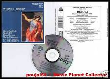 """WERNER """"Debora Oratorio"""" (CD) Pal Nemeth 1994"""