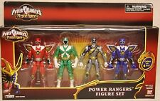 Power Rangers Mystic Force Exclusive 4 Pack DinoThunder,Wild Force,Rescue (MISP)