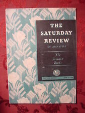 Saturday Review June 19 1943 HENRY MORTON ROBINSON JOSEPH CAMPBELL