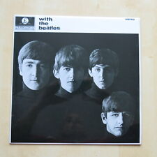 THE BEATLES With The Beatles UK 1969 one box EMI label stereo vinyl LP Ex