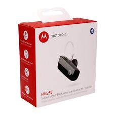 Motorola Hk255 Super Light In-Ear Bluetooth Earpiece - Black