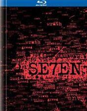 Se7en (Blu-ray DigiBook, 2010, US Import)