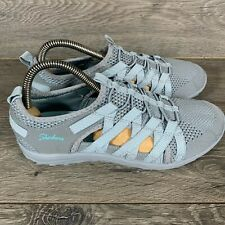 Skechers Outdoor Lifestyle Slip On Comfort Shoes Women's Size 6.5 Gray Clean