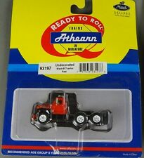 """Athearn Undecorated Red Mack """"B"""" Tractor -New-Unopened Package--HO SCALE"""