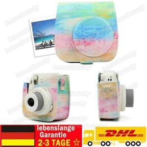 PU Leder Kameratasche Tasche Tasche für FujifilmPolaroid Instax Mini8/8+/9 DHL