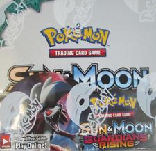 Pokemon SUN & MOON GUARDIANS Rising Booster Caja Sellada