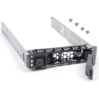 "G176J 2.5"" SAS SATA Hard Drive Tray Caddy for DELL R610 R710 R510 R410 T710 US"