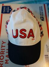 e4d6883b928 Gymboree boys USA red white blue baseball cap hat size 12-24 mos. nwt