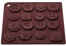 Pavoni Choco-ice Attacca Bottone stampo in silicone per cioccolatini ghiaccio
