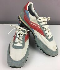 OSAGA KT-26 DUNLOP RACING RUNNING SHOES MENS SIZE 9 1978 AUTHENTIC RETRO RARE
