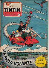 Tintin n°37  1953  état correct