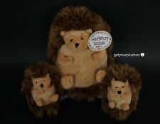 GANZ HEDGEHOG WOODS FAMILY PLUSH