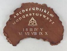 """CHARMED SEASON 1 (2000) Die-Cut """"SPIRIT BOARD"""" Foil Trading Card #S1 Ouija Board"""