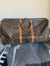 Louis Vuitton Keepall 55 Boston Bag